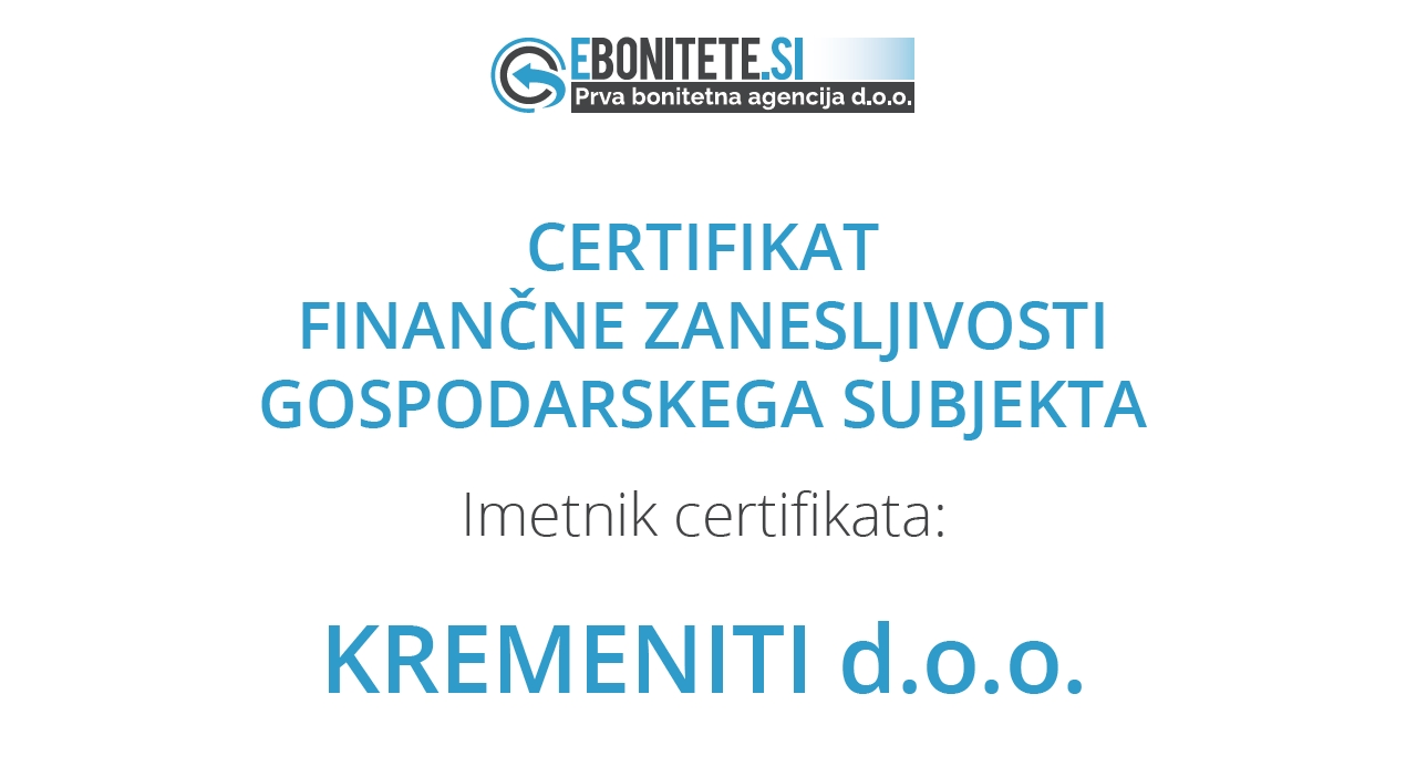 Kremeniti-2031884-Certif-SLO-1280